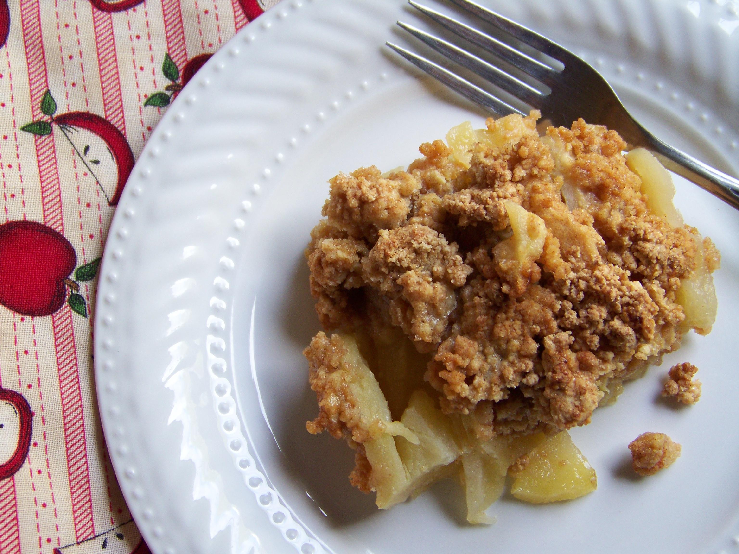Apple Cobbler Brown bread apple cobbler recipes — dishmaps