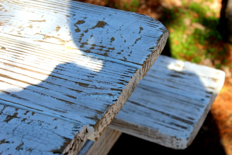 wooden square picnic table plans